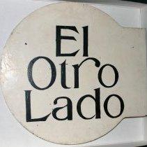 Image of side 2 El Otro Lado