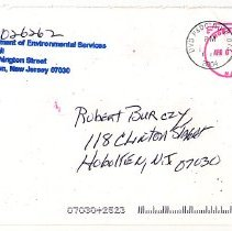 Image of 04 envelope 1994 summons