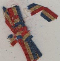 Image of ribbon remnants