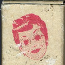 Image of Sunlamp goggles manufactured by Sperti Faraday, Inc., Hoboken, no date, ca. 1950's. - Goggles