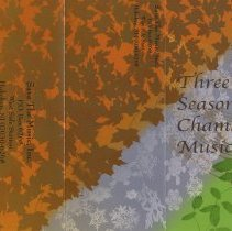 Image of Brochure: Three Season Chamber Music performed at Community Church of Hoboken, 6th & Garden Sts., Hoboken, 2007-2008. - Brochure