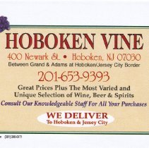 Image of 13 Hoboken Vine
