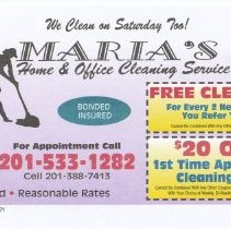 Image of 27 Maria's Home & Office Clean