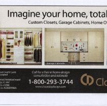 Image of 36 front Closets by Design