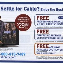 Image of 38 front DirectTV