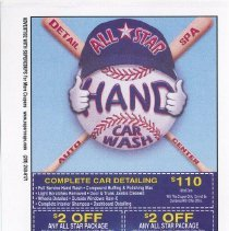 Image of 01 All Star Hand Car Wash