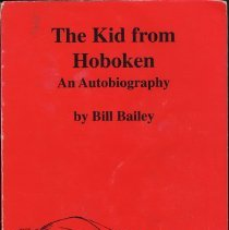Image of The Kid from Hoboken: An Autobiography. - Book