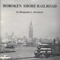 Image of Hoboken Shore Railroad. - Book