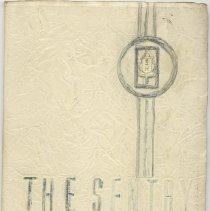 Image of Yearbook, The Sentry 1949. Published by the 89th Senior Class, Stevens Hoboken Academy, Hoboken, New Jersey. - Yearbook