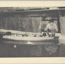 Image of pg [62] model in tank