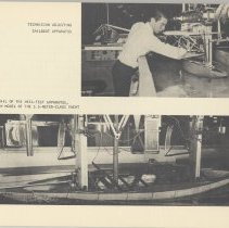 Image of pg 70 yacht model in tank