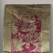 Image of Clam Broth House II (two) matchbook cover