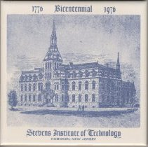 Image of Tile: Stevens Institute of Technology (Stevens Hall), Hoboken, New Jersey