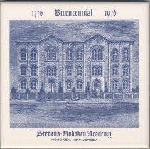 Image of Tile: Stevens-Hoboken Academy, Hoboken, New Jersey