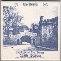 Image of Tile: Sixth Street Gate House, Castle Stevens, Castle Point, Hoboken, N.J.