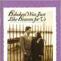 Image of Hoboken Was Like Heaven to Us. Recollections of Amada Ortega. - Pamphlet