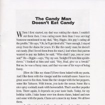 Image of pg 7 The Candy Man Doesn't Eat Candy