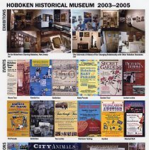 Image of HHM activities documents, 2003-2005 & 2005-2007. - Documents