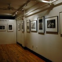 Image of Digital images, 11, of exhibition, 1970s Hoboken: Photographs by Caroline Carlson, HHM, March 17, 2007. - Print, Photographic