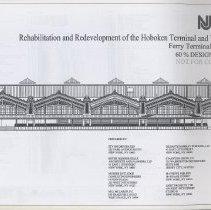Image of Document: NJ Transit. Rehabilitation & Redevelopment of the Hoboken Terminal & Yard Complex; Ferry Terminal Rehabilitation Designs; March, 2004. - Documents