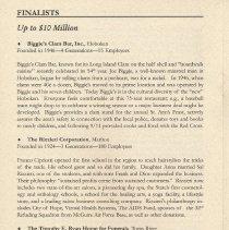 Image of pg 8 finalists: Biggie's