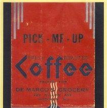 Image of De Marco's Grocery, Coffee bag