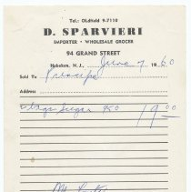 Image of 1: Sparvieri, 1960