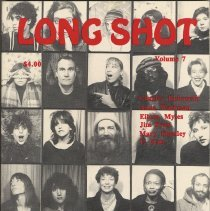 Image of Long Shot. Volume 7. [1988.] - Serial