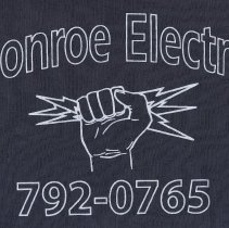 Image of T-shirt: Monroe Electric [Company.] (Hoboken, 2007.) - T-shirt