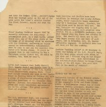 Image of item 2 house organ pg 5 circa 1949-50