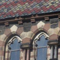 Image of 24:  clerestory windows, east facade