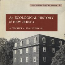 Image of An Ecological History of New Jersey. - Book