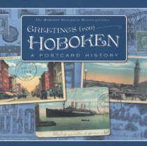 Image of Greetings from Hoboken: A Postcard History. - Book
