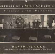 Image of Portrait of a Mile Square City: Stories from Hoboken. - Book