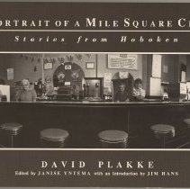 Image of Portrait of a Mile Square City: Stories from Hoboken. Signed. - Book