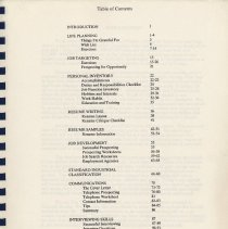 Image of pg [i] table of contents