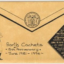 Image of envelope back