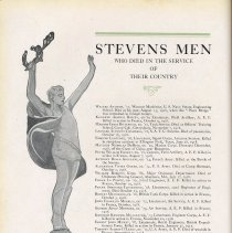 Image of pg 30 Stevens Men who died in the service of their country