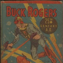 Image of Cocomalt premium: Buck Rogers in The 25th Century A.D. BLB. Issued by R.B. Davis Co., Hoboken, N.J., ca. 1933. - Book