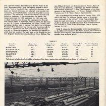 Image of pg 18: photo Hoboken Yard multiple units; headlight; pantograph