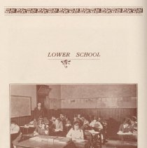 Image of pg 32: photo Lower School, Grammar Two Classroom
