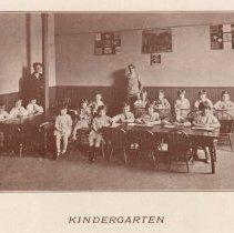 Image of detail pg 35 photo of Kindergarten