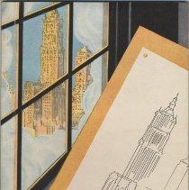 Image of Sample book: Keuffel & Esser Co. Drawing Papers. New York & Hoboken, no date, circa 1920s. - Book, Sample