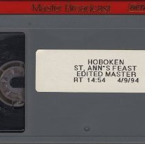Image of cassette as labeled