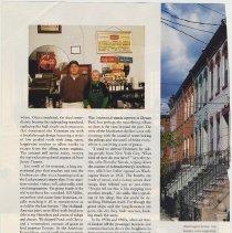 Image of pg 62; Schnackenberg's; Dorothy & Mark Novak