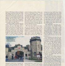 Image of pg 64; photo Castle Point gatehouse