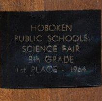 Image of detail award title