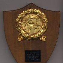 Image of full plaque