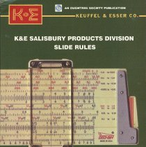 Image of K&E Salisbury Products Division Slide Rules. - Book