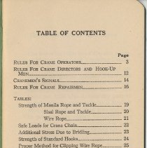 Image of pg 1 table of contents